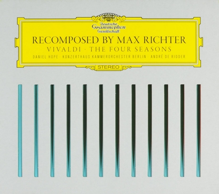 Recomposed by Max Richter : Vivaldi - the four seasons