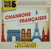 The big 5 : chansons françaises