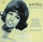 The tender, the moving, the swinging Aretha Franklin
