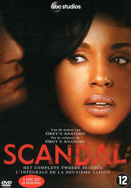 Scandal. Het complete tweede seizoen