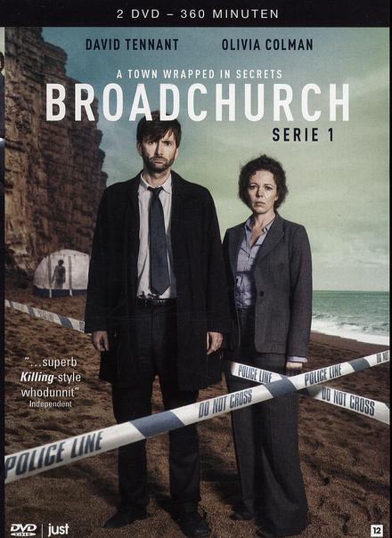 Broadchurch. Serie 1