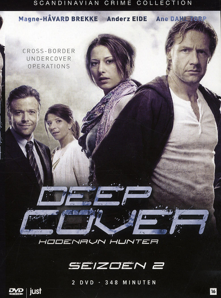 Deep cover. Seizoen 2