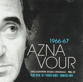 Discographie studio originale 1966-67. vol.12