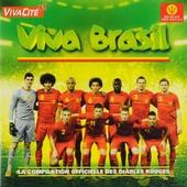 Viva Brasil : La compilation officiele des Diables Rouges