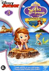 Sofia het prinsesje : het drijvende paleis