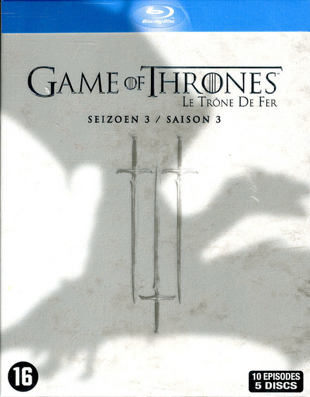 Game of thrones. Seizoen 3