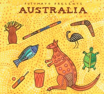 Putumayo presents Australia