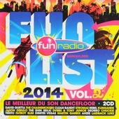 Fun Radio Fun list 2014 : Le meilleur du son dancefloor. vol.2