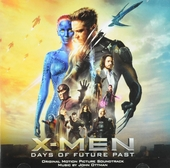 X-men : days of future past : original motion picture soundtrack