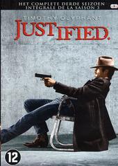 Justified. Het complete derde seizoen