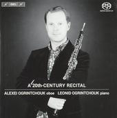 A 20th-century recital