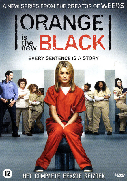 Orange is the new black. Seizoen 1