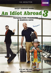 An idiot abroad. 3