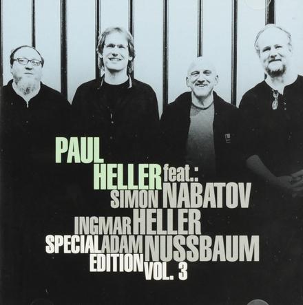 Special edition. vol.3