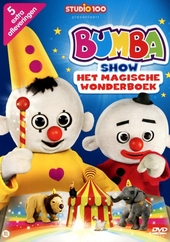 Bumba show : het magische wonderboek