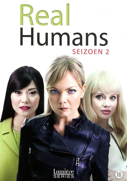 Real humans. Seizoen 2