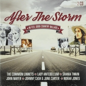 After the storm : 40 feel good country ballads