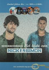 Herinneringen : Het beste van Nick & Simon