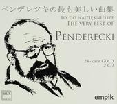 The very best of Penderecki