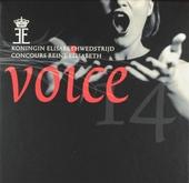 Koningin Elisabethwedstrijd : stem 2014