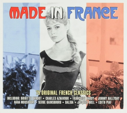 Made in France : 75 original French classics