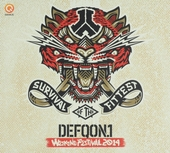 Defqon.1 : Weekend festival 2014
