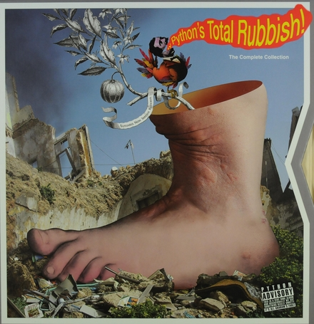 Monty Python's total rubbish! : The complete collection