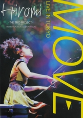 The trio project : Move - Live in Tokyo