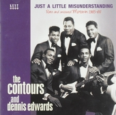Just a little misunderstanding : Rare and unissued Motown 1965-68