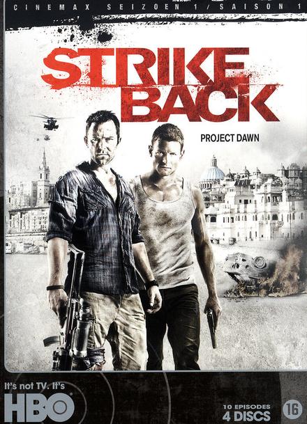 Strike back. Seizoen 1