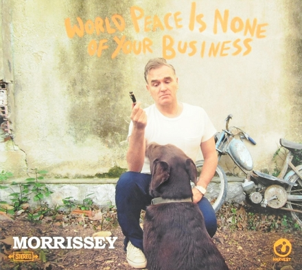 World peace is none of your business