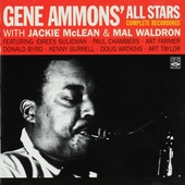 Gene Ammon's All Stars : complete recordings : with Jackie McLean & Mal Waldron