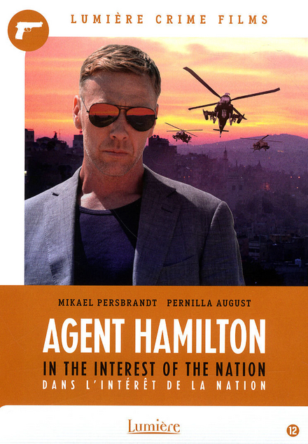Agent Hamilton : in the interest of the nation