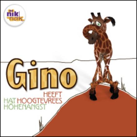 Gino heeft hoogtevrees [Nederlands-Duitse versie]