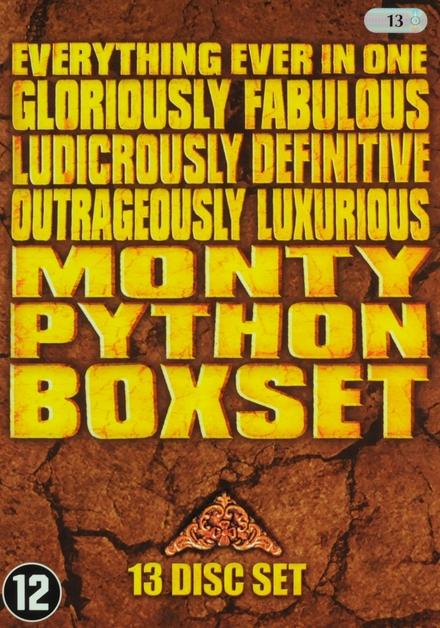 Monty Python boxset