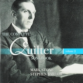The complete Quilter songbook volume 2. vol.2