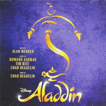 Aladdin : original Broadway cast recording
