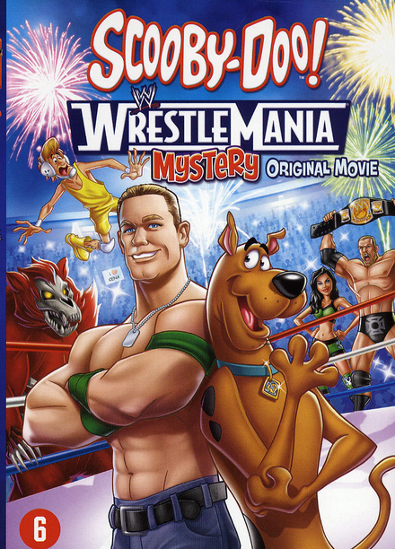 Scooby-Doo! : wrestlemania mystery