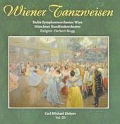 Wiener Tanzweisen. vol.20