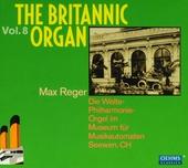 The Britannic organ vol.8. vol.8