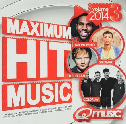 Maximum hit music 2014. Volume 3