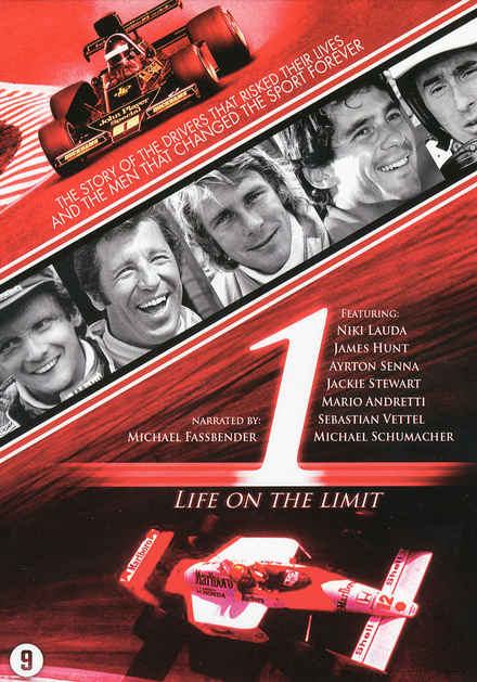 1 : life on the limit : the story of the drivers that risked their lives and the men that changed the sport forever
