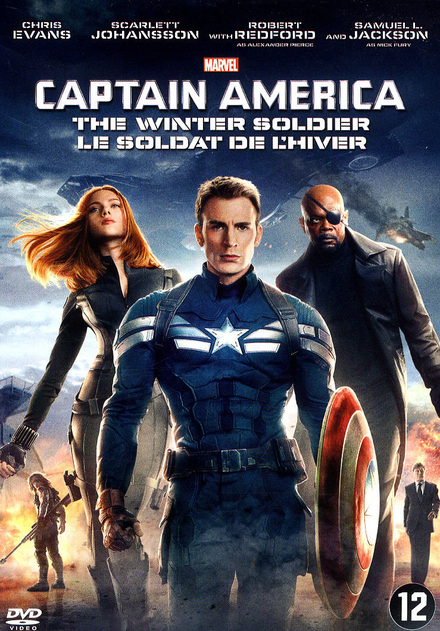 Captain America : the winter soldier