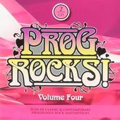 Prog rocks! : 2 cd's of classic & contemporary progressive rock masterpieces. Vol. 4