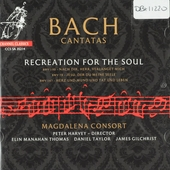 Bach cantatas : Recreation for the soul