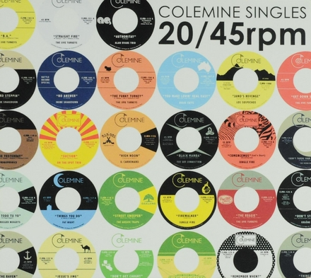 Colemine singles 20-45 rpm