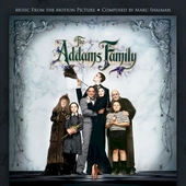The Addams family : music from the motion picture