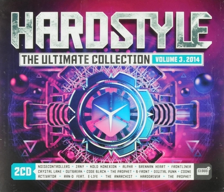 Hardstyle : The ultimate collection 2014. vol.3