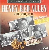 Ride, Red, ride! : His 44 finest 1929-1962