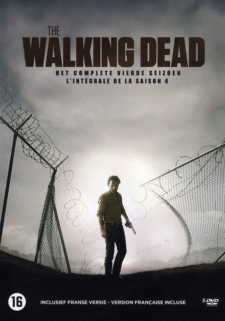 The walking dead. Het complete vierde seizoen